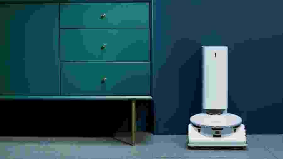 Robô JetBot AI+, da Samsung - Divulgação