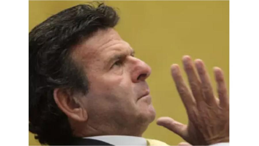 """Na conversa privada no STF, ministro Luiz Fux teria pedido que Bolsonaro """"respeitasse os limites da Constituição"""" - Reprodução"""