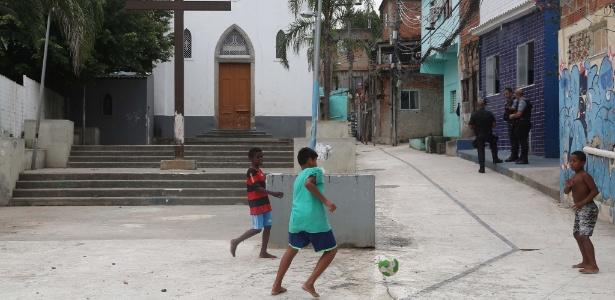Torneio conta com 35 times, de 36 comunidades do Rio de Janeiro
