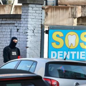 Operação na Bélgica tem relação com atentados de novembro na França