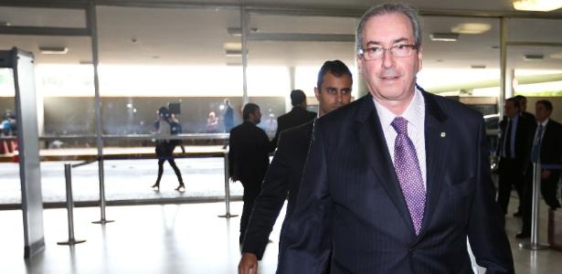 O presidente da Câmara afastado, Eduardo Cunha (PMDB-RJ)