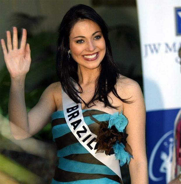29.jun.2016 - A miss Brasil 2004, Fabiane Niclotti, 31, encontrada morta em casa em Gramado, na serra gaúcha
