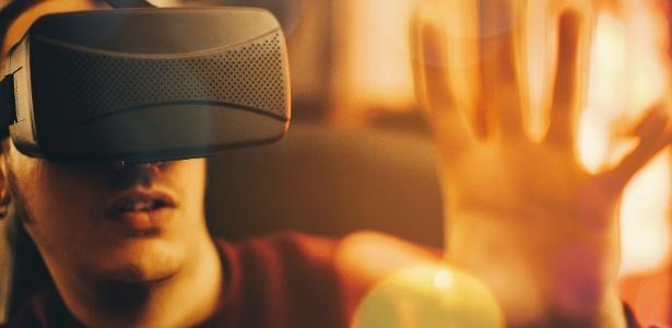 Realidade virtual será uma das atrações para o público