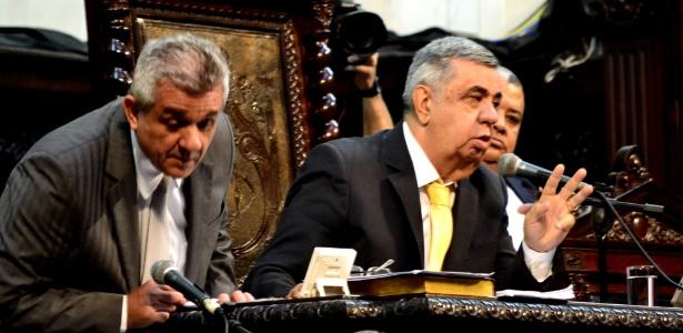 Jorge Picciani (PMDB) é presidente da Assembleia Legislativa do Rio