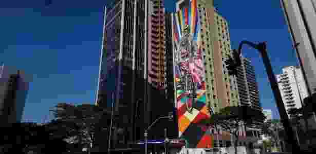 3 - Foto do Kobra - Sony Xperia XA1 Ultra - UOL testa - Bruna Souza Cruz/UOL - Bruna Souza Cruz/UOL