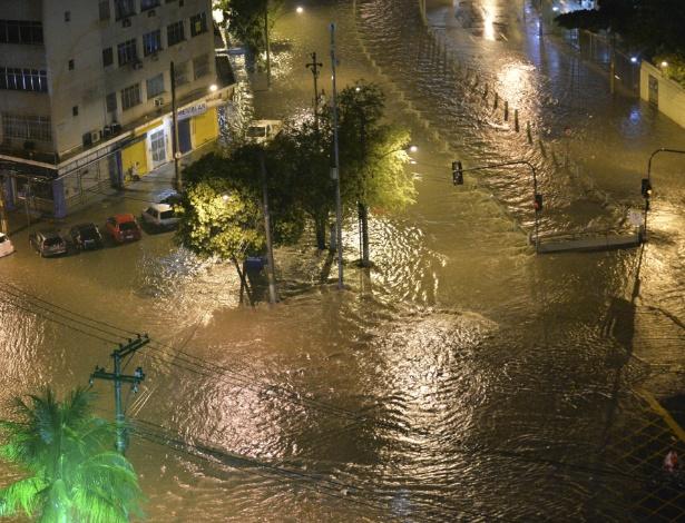 Resultado de imagem para chuva forte rio