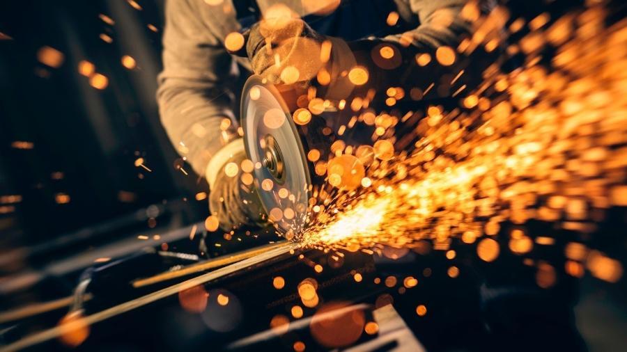 Ótimo desempenho ocorreu nos segmentos de siderurgia e mineração - Getty Images