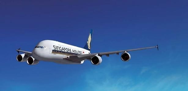 A Singapore Airlines relançou o voo mais longo do mundo, com 19h de duração