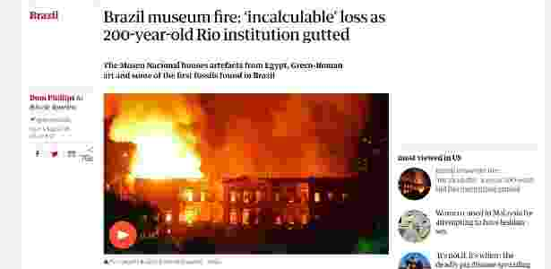 Reprodução/The Guardian