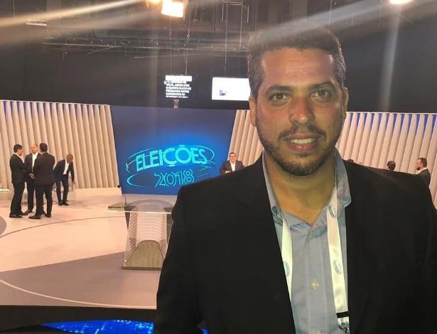 10.out.2018 - O advogado Rodrio Amorim (PSL), 40 anos, teve 140.666 votos no Rio e foi o candidato a estadual mais bem votado no estado