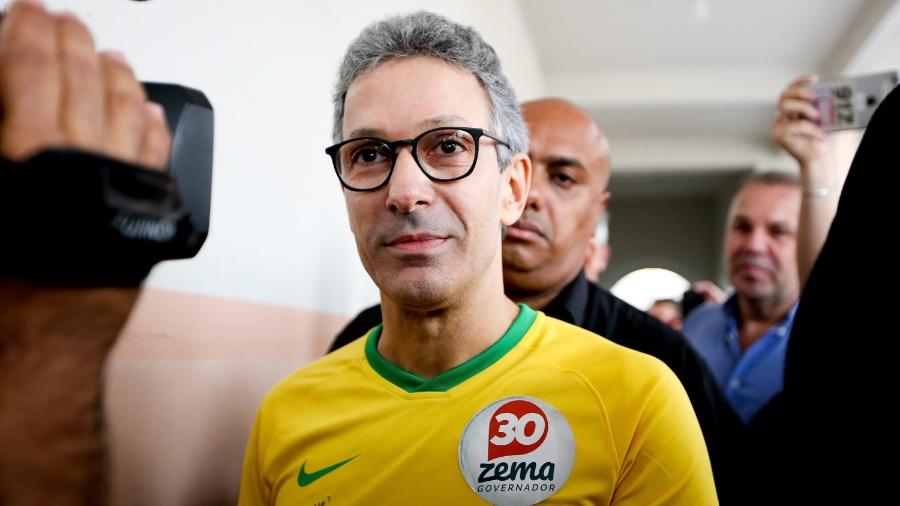 O governador eleito de Minas Gerais pelo Novo, Romeu Zema - Cristiane Mattos/O Tempo