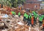 Deslizamento soterra casas e deixa mortos em Niterói (RJ) - José Lucena/Futura Press/Estadão Conteúdo
