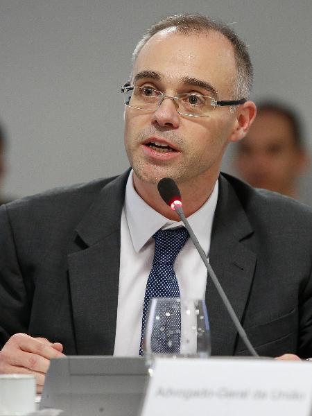 O ministro da Justiça, André Mendonça - Isac Nóbrega/PR