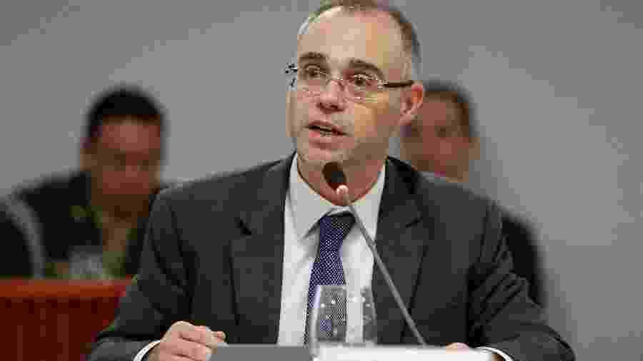 O advogado André Mendonça, o novo ministro da Justiça - Isac Nóbrega/PR - 27.fev.2019
