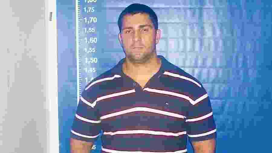 Ex-PM Adriano Magalhães da Nóbrega, chefe do Escritório do Crime - Reprodução/Polícia Civil