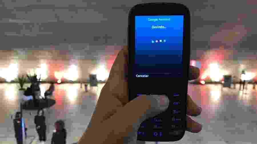 Retrô com pitadas modernas: Positivo P70S tem teclado às antigas, apps e assistente de voz - Bruna Souza Cruz/UOL