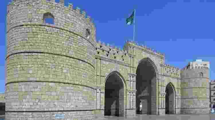 Jidá histórica e o Portão de Meca - Getty Images - Getty Images
