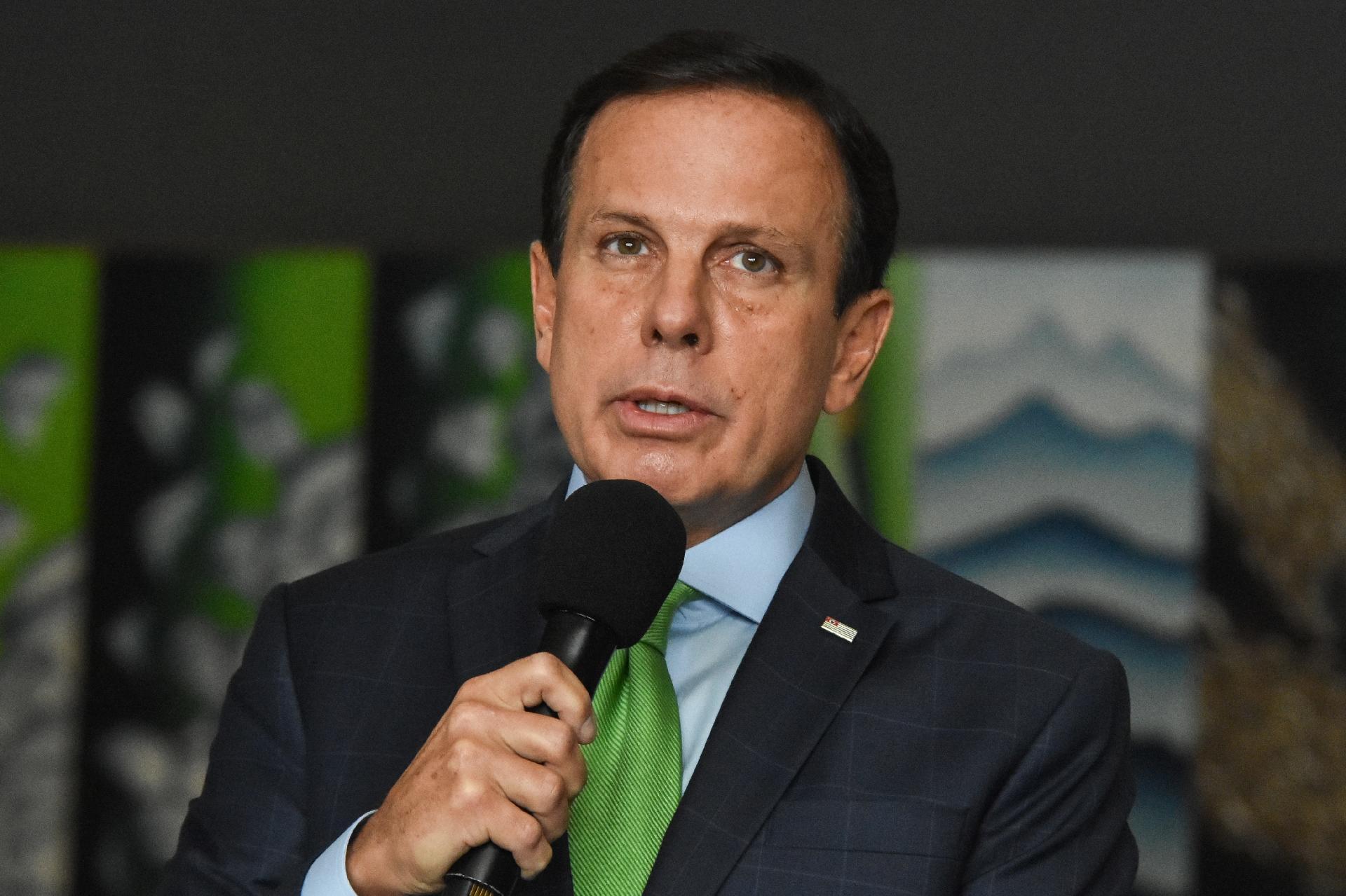 Está sendo um fracasso', diz Doria sobre postura de Bolsonaro na ...