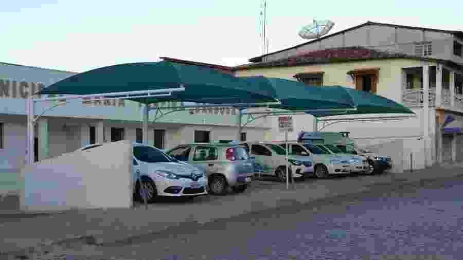 Uma das gêmeas foi levada ao hospital Maria Pereira Barbosa, mas não resistiu - Divulgação/Facebook/Prefeitura de Piripá