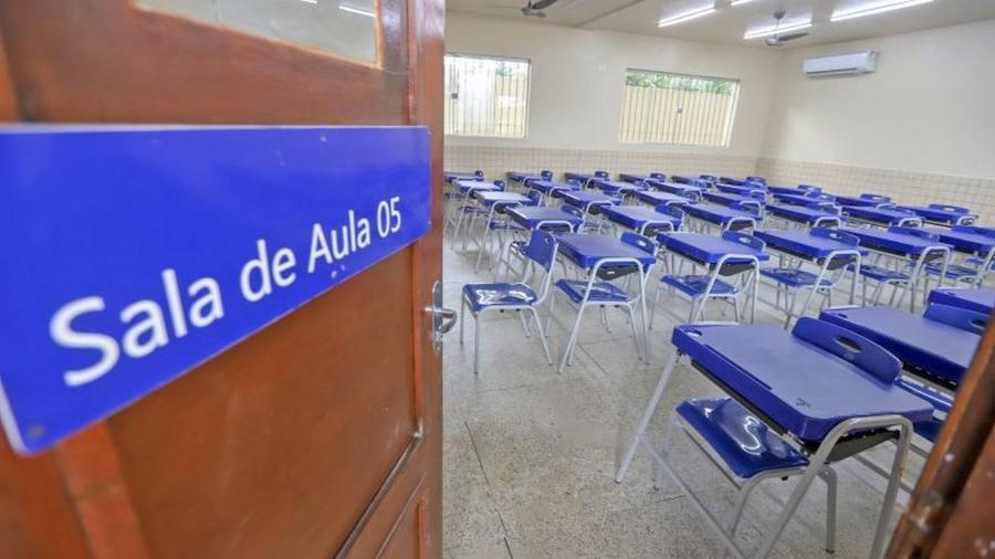 Prefeituras do ABC disseram que não pretendem liberar volta às aulas até o final do ano - Divulgação/Governo do Pará