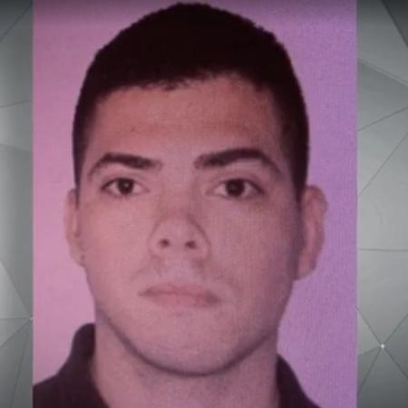 Giovane Gaspar da Silva, segurança e policial que participou das agressões a João Alberto Silveira Freitas no Carrefour - Reprodução/TV Globo