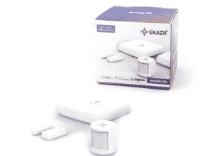 Kit Casa Inteligente Essencial Sensor de Presença e Abertura Zigbee, Ekaza - Divulgação  - Divulgação