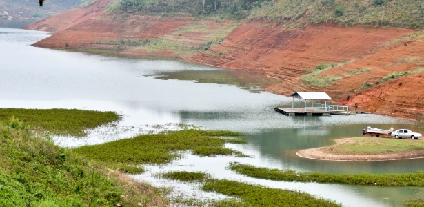 O o Cantareira tem 21,6% de sua área total com alta fragilidade