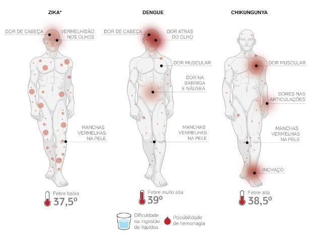 Resultado de imagem para PESSOAS COM  chikungunya aumentam 88% em um mês no País