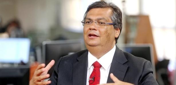 O governador Flávio Dino (foto) se encontrou com Maranhão no fim de semana - Ernesto Rodrigues/Folhapress/11.ago.2015