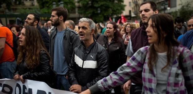Angelos Tzortzinis/ AFP