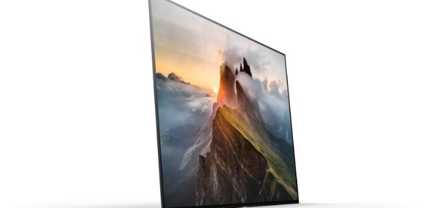 TV XBR A1E da Sony
