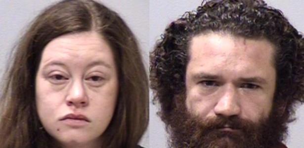 Kelly Ballinger e Matthew Longenecke são acusados de torturar e matar criança