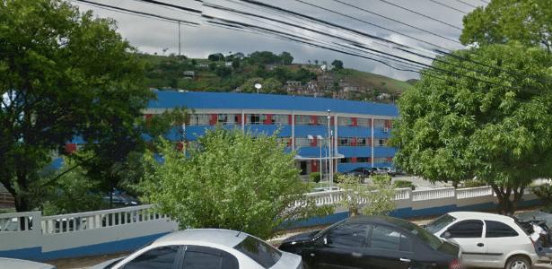 Colégio Estadual Padre Mello, em Bom Jesus do Itabapoana (RJ)
