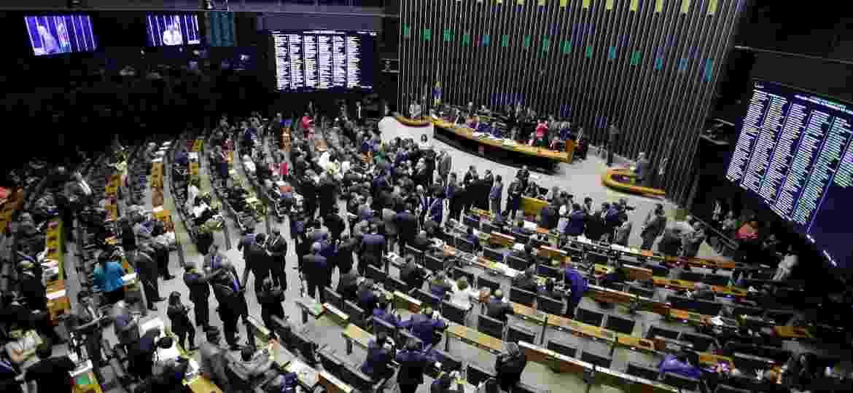 Plenário da Câmara dos Deputados - Luis Macedo/Câmara dos Deputados