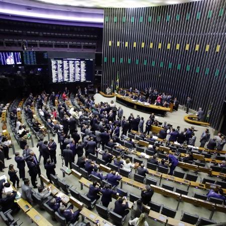 25.out.2017 - Plenário da Câmara dos Deputados - Luis Macedo/Câmara dos Deputados