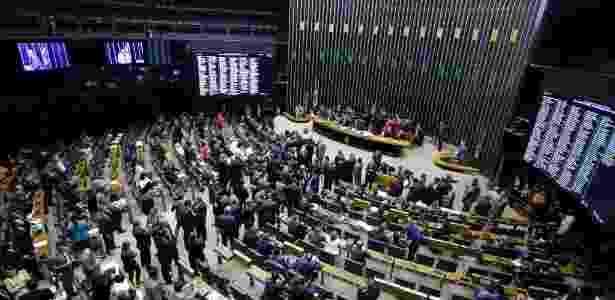 Câmara dos Deputados terá a voz final em projeto que pode barrar apps como Uber - Luis Macedo/Câmara dos Deputados
