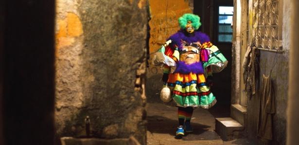 Bate-bola é uma fantasia tradicional do Carnaval carioca