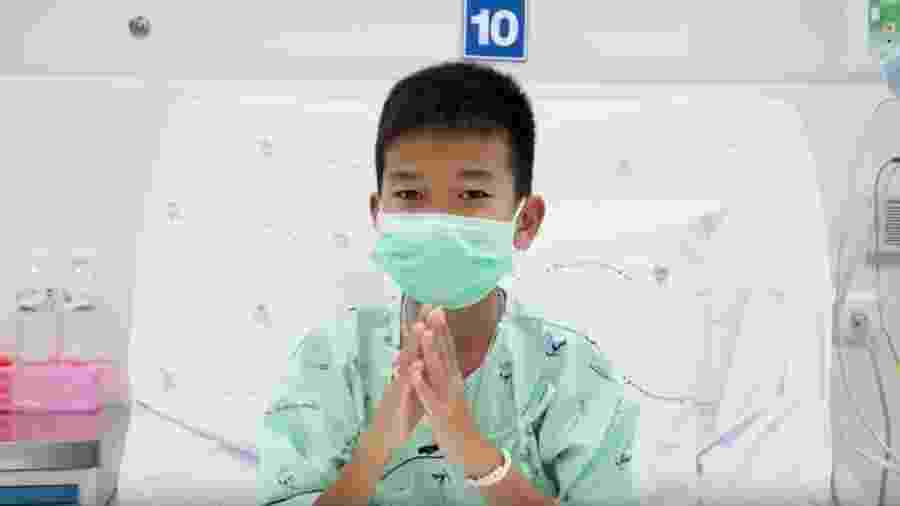 Divulgação/Ministério da Saúde da Tailândia