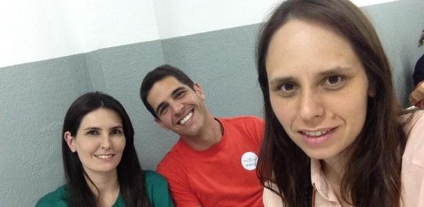 Ex-integrantes da Rede acusam o partido de machismo e deixam pré-campanhas - Reprodução/Facebook/Acervo pessoal de Maíra Massei