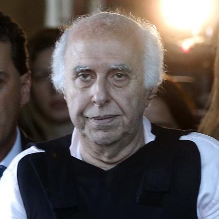 20.ago.2014 -  O ex-médico Roger Abdelmassih - Ernesto Rodrigues/Folhapress