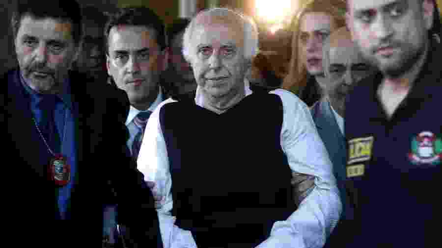 20.ago.2014 -  O ex-médico Roger Abdelmassih foi condenado a 173 anos de prisão  - Ernesto Rodrigues/Folhapress
