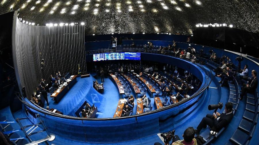 Avaliação jurídica do governo é de que só o Parlamento pode disciplinar mudanças para essas categorias - Roque de Sá/Agência Senado