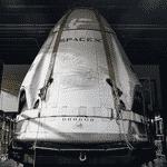 Veja fotos do teste do SpaceX com o Crew Dragon  - SpaceX/Divulgação