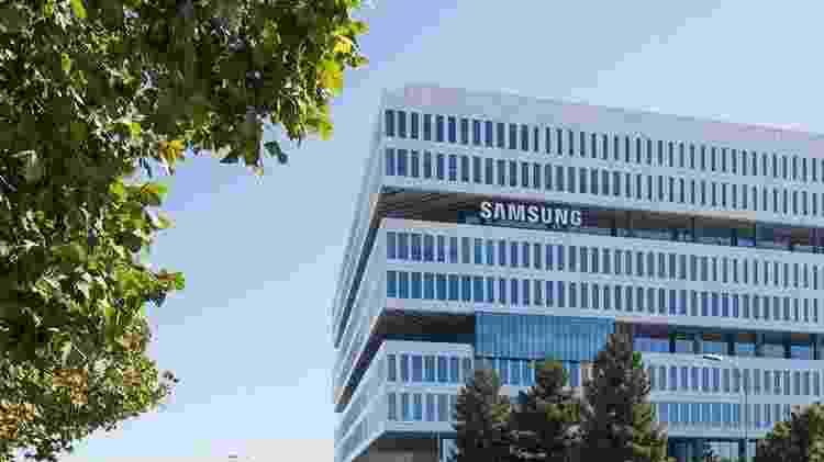Sede da Samsung no Vale do Silício, na Califórnia (EUA) - Divulgação - Divulgação