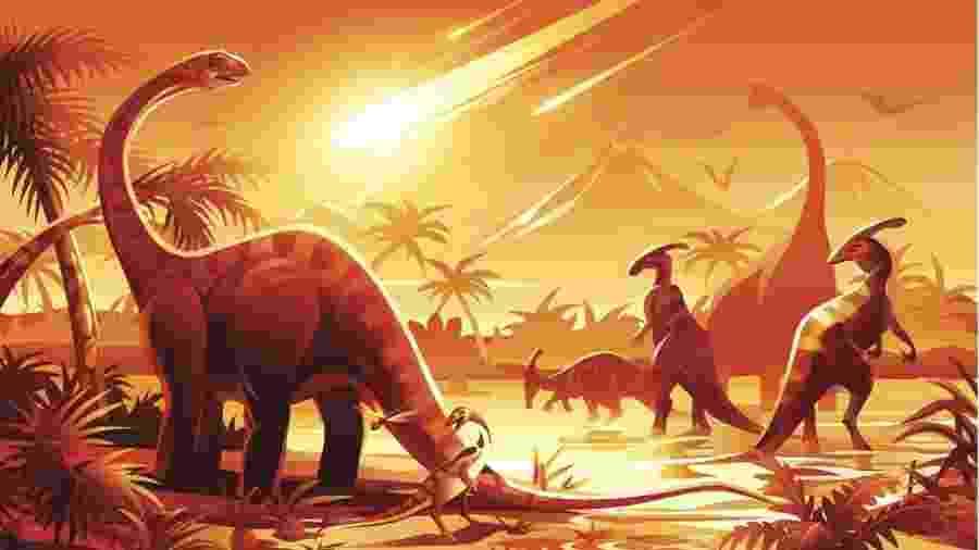 Os dinossauros dominavam a Terra até que desapareceram há mais de 60 milhões de anos? Quem vai nos substituir? - iStock