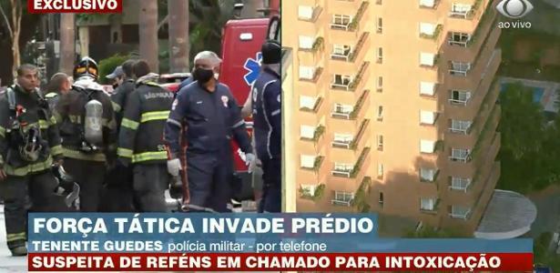 Região dos Jardins | Homem intoxica 4 pessoas em SP após ataque com gás de pimenta em hotel