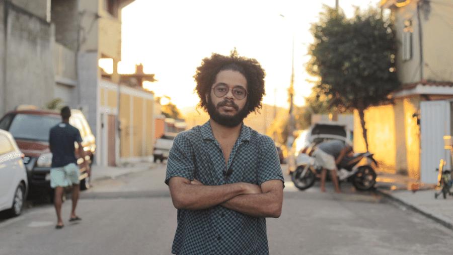 Wesley Teixeira é candidato a vereador em Duque de Caxias pelo PSOL - Laís Dantas/Divulgação