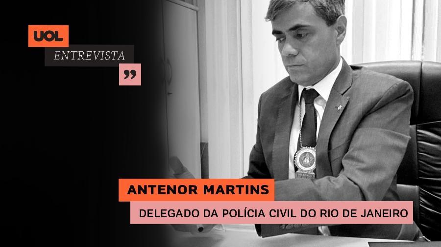 UOL Entrevista com Antenor Martins (13.04.21) - Arte/UOL