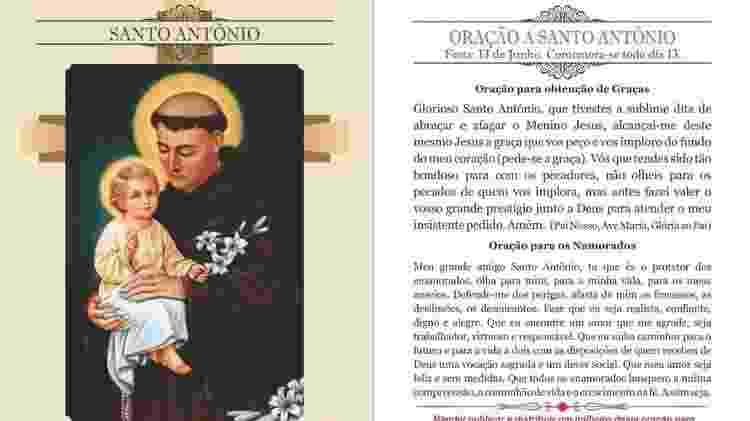 A canonização de Santo Antônio foi a mais rápida da história da Igreja Católica - Divulgação - Divulgação