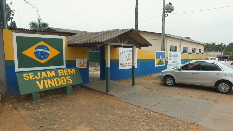 Escolas seguirão funcionando remotamente aos estudantes que seguirem estudando em casa, segundo Marcos Rocha - Cristian Alves/Secom-RO
